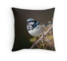 Growing In his Nuptials! Throw Pillow