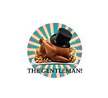 The Gentleman! Photographic Print