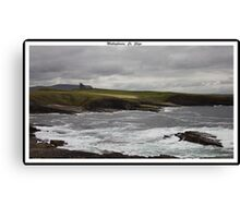 Mullaghmore, Co. Sligo Canvas Print