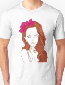 Flower Crowned Unisex T-Shirt