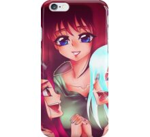 Aki, Anzu, and Kisara iPhone Case/Skin