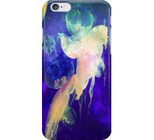 Iridescent Jellyfish iPhone Case/Skin