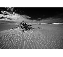 Desolate dunes, Australia Photographic Print