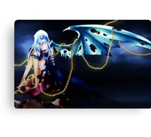:Broken Winged Kisara: Canvas Print