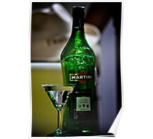 Martini Sir and Madam: On featured: http:#1-artists-of-redbubble Group 2.The-artistic-libation Group Poster