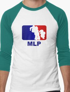 Major League Pony (MLP) - Pinkie Pie Men's Baseball ¾ T-Shirt