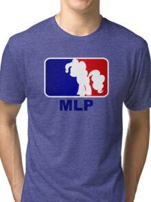 Major League Pony (MLP) - Pinkie Pie Tri-blend T-Shirt