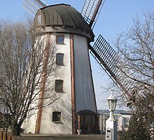 Windmill Tempelberg by orko