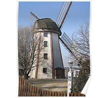 Windmill Tempelberg Poster