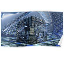 Tessellation Dissolution  Poster