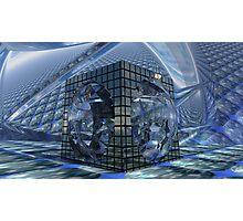 Tessellation Dissolution  Photographic Print