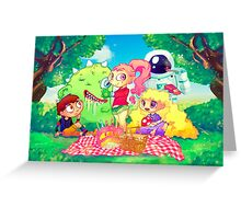 Picnic Time Greeting Card