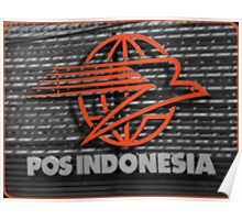 Post Office of Indonesia Poster