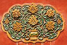 The Forbidden City - Series C - Murals and Carvings 1 by © Hany G. Jadaa © Prince John Photography
