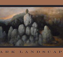 Dark Landscape. by carboneye
