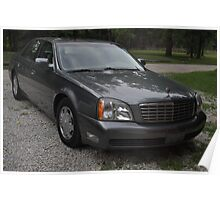 2005 Cadillac Deville Poster