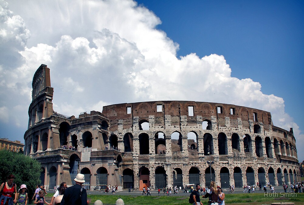 The Colosseum by Ruth Smith