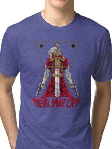 Devil May Cry Tri-blend T-Shirt