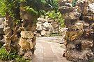 The Forbidden City - Series D - The Rock Garden 1 by © Hany G. Jadaa © Prince John Photography