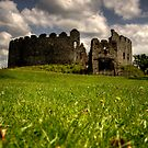 Restormel Castle by Photoplex