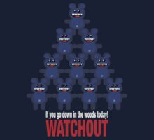 WATCHOUT Kids Tee
