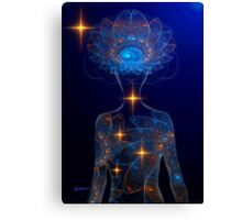 The Being Within Canvas Print