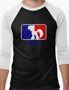 Major League Pony (MLP) - Twilight Sparkle Men's Baseball ¾ T-Shirt