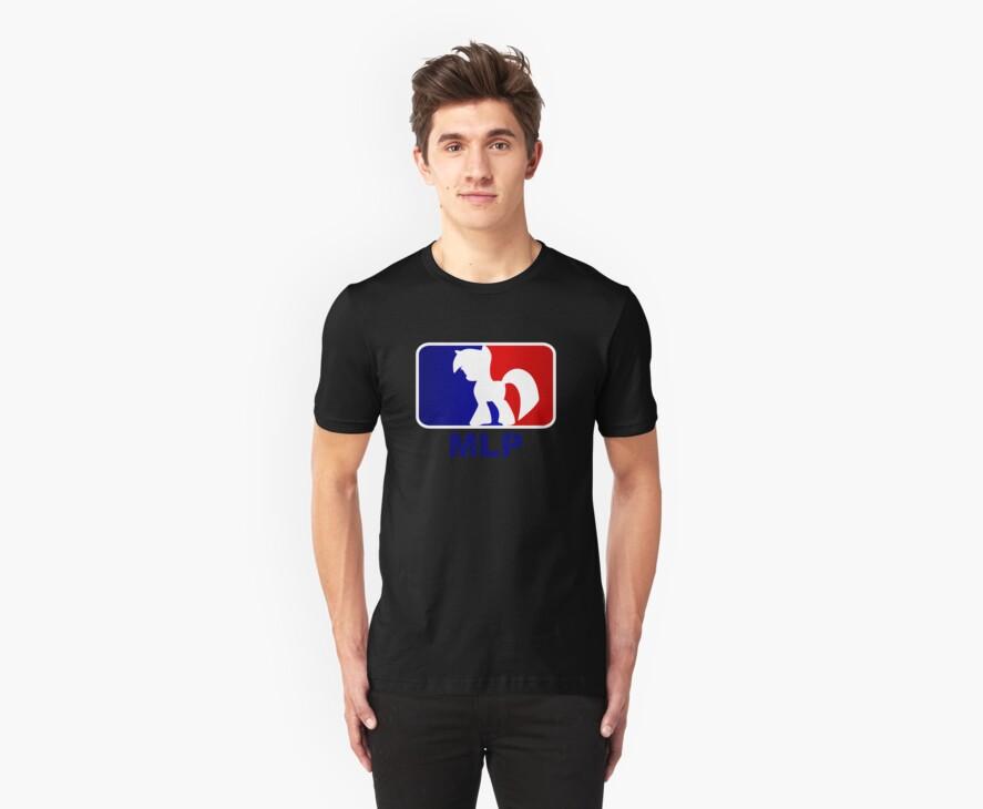 Major League Pony (MLP) - Twilight Sparkle by phyrjc2