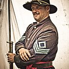 Re-enactor Heckington Show 2011 #10 by cameraimagery2