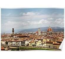 Fetching Florence Poster