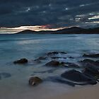 South Harris Sunset by Phil Millar