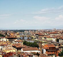 Florence - Italy by Ruth Smith