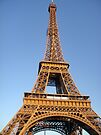 La dame de fer (The Iron Lady) - The Eiffel Tower, Paris by CalumCJL