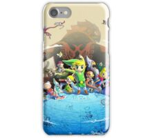 Wind Waker HD iPhone Case/Skin