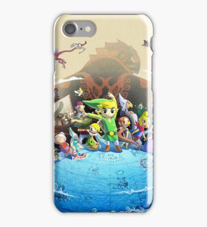 Wind Waker HD iPhone Case/Skin