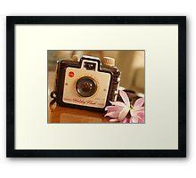Kodak Brownie Framed Print