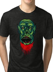 Monster Mash Tri-blend T-Shirt