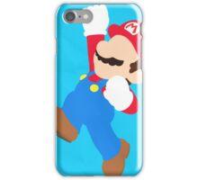 Mario (Simplistic) iPhone Case/Skin