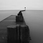 Cleethorpes in black and white by slkphotography