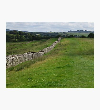 Hadrians Wall Photographic Print