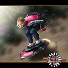 Hover Rider by Christopher Gaines