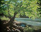 A Tree's Life by Karen Ilari