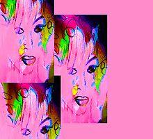 Girl in Pink. by Vitta