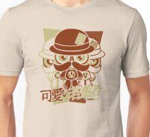 Victorian Mascot Stencil Unisex T-Shirt