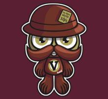 Victorian Mascot by KawaiiPunk