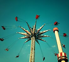 Summer at Coney Island by Vivienne Gucwa