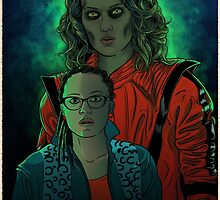 Cophine Thriller by grendillo