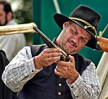 Re-enactor Heckington Show 2011 #13 by cameraimagery2