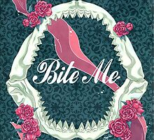 Bite Me - SouRin by Missy Pena