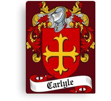 Carlyle Canvas Print